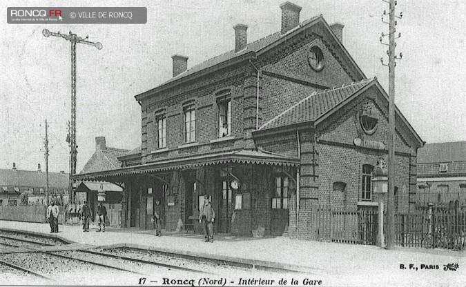 2019 - demontage voie gare