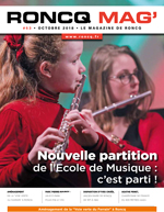 Roncq Mag n°53 - octobre 2018