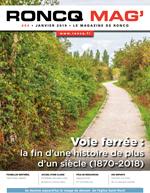 Roncq Mag n°54 - janvier 2019