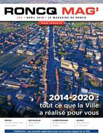 Roncq Mag n°55 - avril 2019