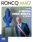 Roncq Mag n° 60 - juillet 2020