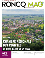 Roncq Mag n° 62 - janvier 2021