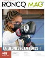Roncq Mag n° 65 - octobre 2021