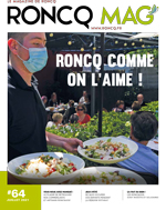 Roncq Mag n° 64 - juillet 2021