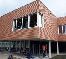 L'ECOLE KERGOMARD RENOVEE AFFICHE L'AMBITION EDUCATIVE DE LA VILLE