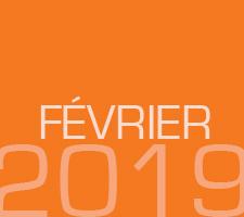 ZAPPING DE FEVRIER 2019