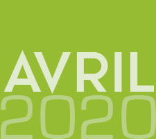 ZAPPING D'AVRIL 2020