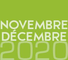 ZAPPING DE NOVEMBRE/DECEMBRE 2020