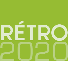 RETROSPECTIVE DE L'ANNEE 2020