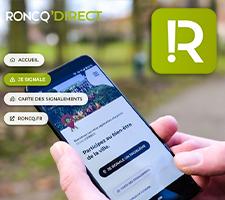 PARTICIPEZ AU BIEN-ETRE DE LA VILLE AVEC RONCQ'DIRECT !