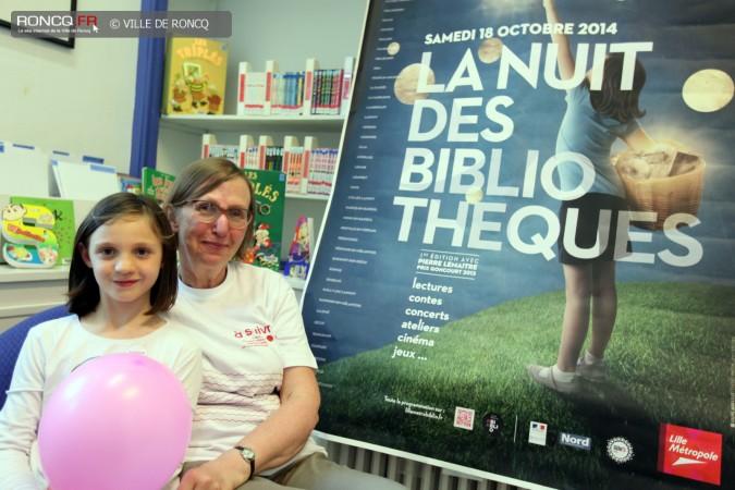 2014 - Nuit biblio