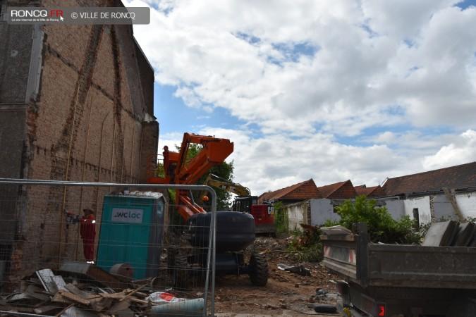 2019 - deconstruction rue Bonduel