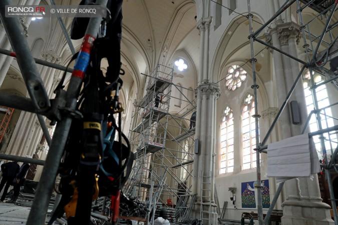 2019 - travaux Saint Roch